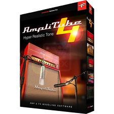 IK Multimedia Amplitube 4 **NEW** Download - Guitar Bass Amp FX Modeling