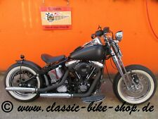 Harley-Davidson Softail Springer Bobber Umbau