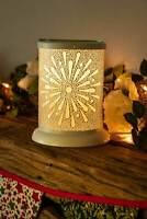 Owlchemy Starburst Electric wax burner  (tart warmer) with light & dimmer