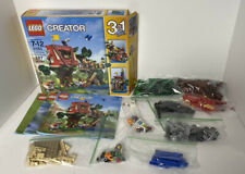 LEGO Creator Treehouse Adventures - 31053 3 In 1 Complete With 3 Manuals