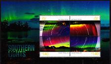 2014 Southern Lights - MUH Mini Sheet