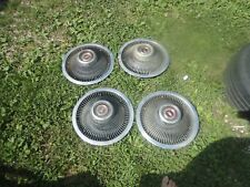 1969 69 68 67 70 71 ford  cadillac chrysler chevy hub caps 1968 1966 hubcaps 72