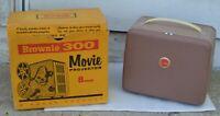 Vintage Kodak Brownie 300 Movie Projector 8mm w/Original Box