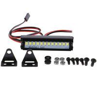 55mm RC LED Light Bar LEDs Lamp 1:10 RC Car Part for 90046 90048 SC T N_N