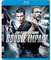 Double Impact [New Blu-ray] Dolby, Digital Theater System, Subtitled, Widescre