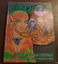 ELFQUEST HC Graphic Novel vol 7 -Cry From Beyond 1993 SIGNED by Pini VG/F