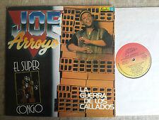 Joe Arroyo – La Guerra De Los Callados  -  LP