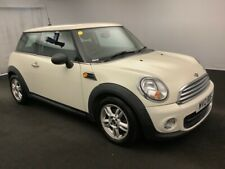 2012 MINI ONE 1.6L PETROL, HALF LEATHER, ALLOYS, CLIMATE, LOVELY SPEC, LOW MILES