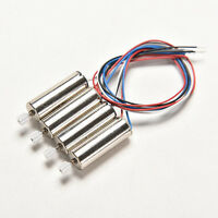 4Pcs Motor (CW CCW) Spare Parts for Syma RC Quadcopter Drone xc