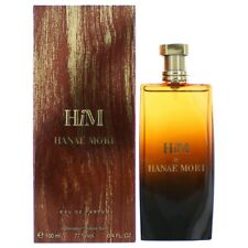 HiM Cologne by Hanae Mori, 3.4 oz EDP Spray for Men