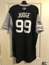 Aaron Judge Official Majestic Players Weekend Jersey 48/XL Yankees new)
