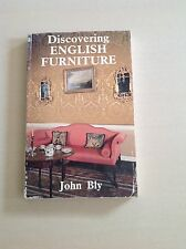 RARE DISCOVERING ENGLISH FURNITURE BEST SELLER  BOOK , COLLECTORS BARGAIN