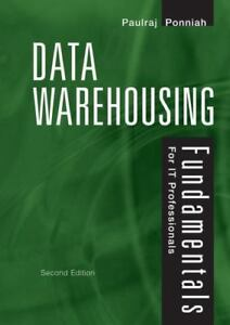 Data Warehousing Fundamentals For It Professionals 2nd Int'l Edition