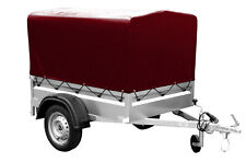 CAR CAMPING TRAILER COVER, 215x125x50cm, CUSTOM MADE TO MEASURE, VARIOUS COLOURS