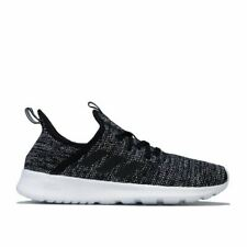 Women's adidas Cloudfoam Pure Lace Up Trainers in Black