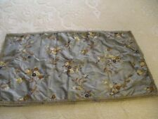 Vintage Victorian look Biltmore King Sham bedding Shabby Cottage French Country