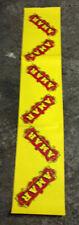 affiche cirque circus zirkus circo AMAR kinos bande de fond jaune
