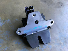 Volvo S40 v50 4 pin boot lock catch latch central locking assembly 2007 - 2012