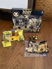 Bendy And The Ink Machine Room Scene Set Lego 265 Pieces EUC