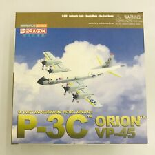Dragon Wings Warbirds 1/400 Scale Model 55773 Lockheed P-3C Orion US NAVY