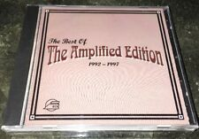Amplified Edition: The Best Of [1992-1997] (CD, 1997, A.E. Productions) Rare NEW