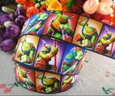 Teenage Mutant Ninja Turtles Characters Grosgrain Ribbon for card Making & Bows