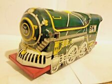 Courtland Train Wind Up Tin Walt Reach Toy