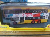 CORGI CLASSICS 43204 - 3 AXLE LEYLAND OLYMPIAN - CITYBUS HONG KONG - AS PHOTO