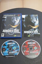 PS2 : ARMORED CORE : NEXUS - Completo !