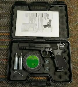 WALTHER CP88 COMPETITION GERMAN MADE CO2 PELLET PISTOL