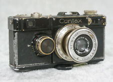 Old Vintage ZEISS IKON CONTAX l with CARL ZEISS JENA TESSAR 3,5 5cm
