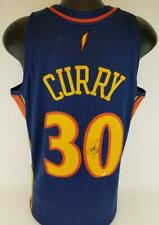 Stephen Curry Signed Mitchell & Ness 2009-10 Hardwood Classics Swingman Steiner