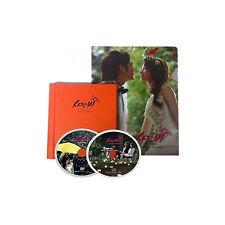 K-Pop Drama Love Rain - O.S.T Limited Edition < CD + DVD + Photobook> (OSTD570)