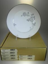 Royal Doulton Allure Platinum Accent Lunch Plates Set of 6 NEW IN BOX