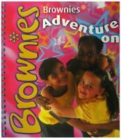 Brownies Adventure on, Girlguiding UK, Very Good, Spiral-bound