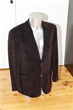 HUGO BOSS bertolucci luxueuse veste de costume laine bordeaux TAILLE 48