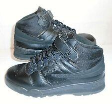 FILA 1SH40117-001 Men's Black Low Top Sneakers Shoes Sz 9