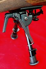 "Snipersystems MK IX 6-9 ""inclinabile BIPOD, podlock, RIFLE SHOOTING, gamba intaglio"