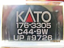 JTC - C44-9W Locomotive  (Union Pacific)