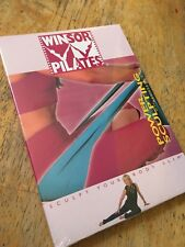DVD Winsor Pilates POWER SCULPTING WITH RESISTANCE *New Sealed* Daisy Fuentes