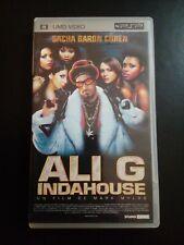 Ali G indahouse Umd Vidéo PSP