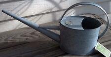 Wonderful Classic Shape Galvanized Steel Metal Watering Can, 1 1/2 Quarts NEW