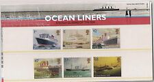 GB Presentation Pack 359 Ocean Liners. 2004 10% OFF FOR ANY 5+