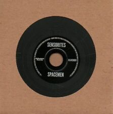 (AN590) Sensorites, Spacemen - DJ CD