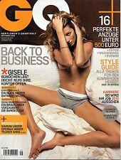 GQ DE.Gisele Bundchen,Christian Bale,Tyra Banks,jjj