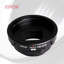 Kipon Shift Adapter for Hasselblad V Mount CF HB Lens to Canon EOS EF Camera
