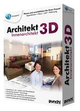 Avanquest Architekt 3D Innenarchitekt für Win  deutsch Box