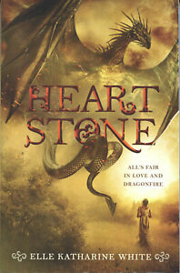 Elle Katharine White HEARTSTONE tpb NEW 1st Edition