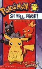 Pokemon: Get Well Pikachu (Level 2) by Tracey West