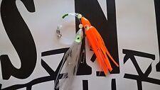 Sea fishing Rig: 2 Hook muppet flapper rig 5/0 STRONG UK built BOAT RIG...